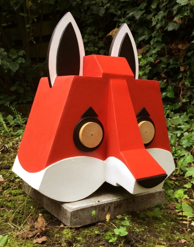 fantastic mr fox sculpture